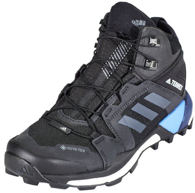 adidas TERREX Skychaser XT GTX Mid Cut Schuhe Damen core blackgrey fourreal blue